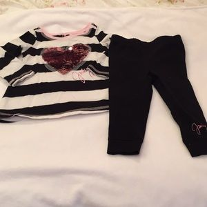 Baby Girl Juicy Couture Set